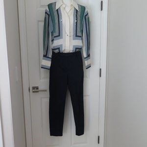 M&S Collection - Navy cropped pants